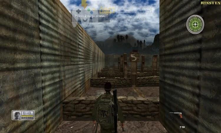 تحميل لعبة عاصفة الصحراء 3 للكمبيوتر مضغوطة من ميديا فاير