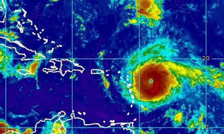 Emisoras de Empresas Radiofónicas entrarán en cualquier momento con cadena de prevención ante eminente paso de Irma por el país.