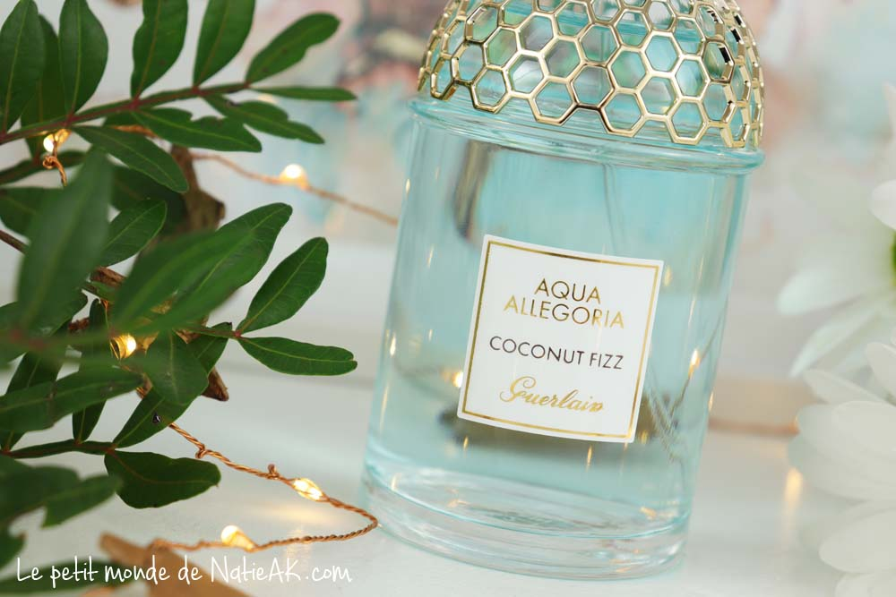 aqua allegoria coconut fizz 75 ml