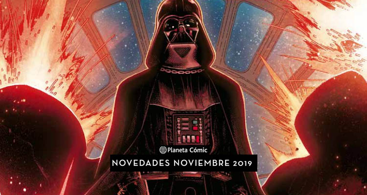 Planeta Cómic: Novedades Noviembre 2019