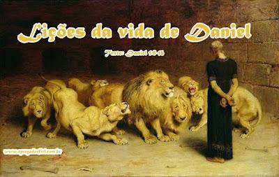 Lições da vida de Daniel
