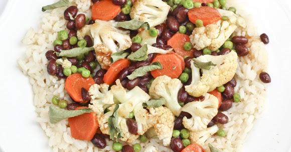 La cuisine d'Hélène: Quick Vegetable Saute