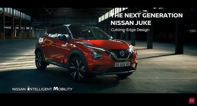 Desain Nissan Juke 2020 Terbaru