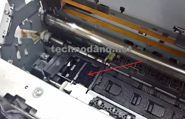 Perbaikan Printer Epson 1390 dan L1800 Warna Tidak Sesuai