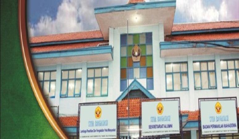 Gedung STIA Bagasasi Bandung.