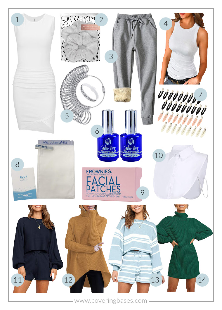 Amazon Finds: Clothing & Beauty