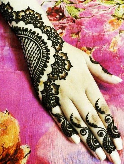 50 New Handpicked Mehandi Designs for Hand