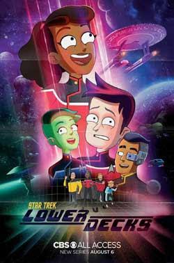 Star Trek Lower Decks (2020) Season 1 Complete
