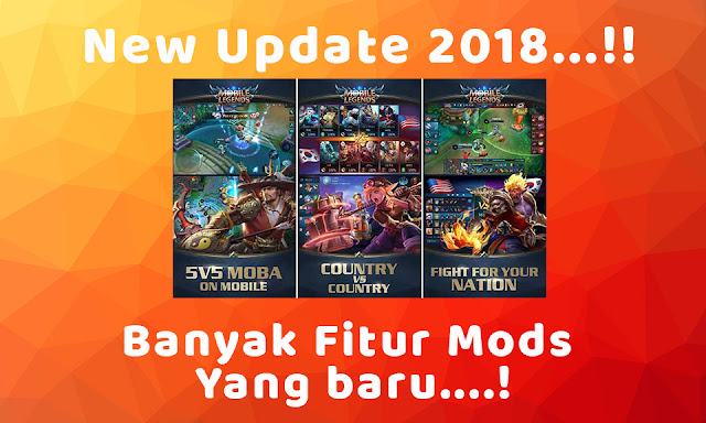 Game Mobile legends Bang Bang Mod Versi Terbaru