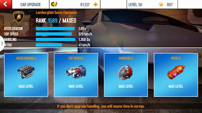Asphalt 8 Airborne Mod Apk v3.1.0l Unlimited money Offline