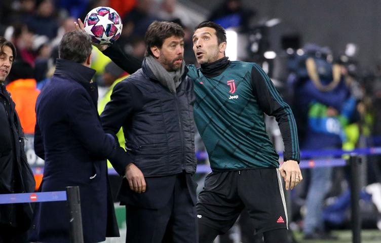"""Buffon: """"Za Juventus sam počeo navijati sa sedam godina"""""""