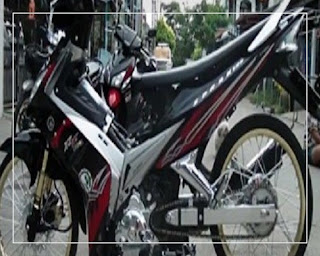 modifikasi jupiter mx standar modifikasi jupiter mx 5 speed jari jari