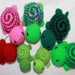 patron gratis tortuga amigurumi   free pattern amigurumi turtle