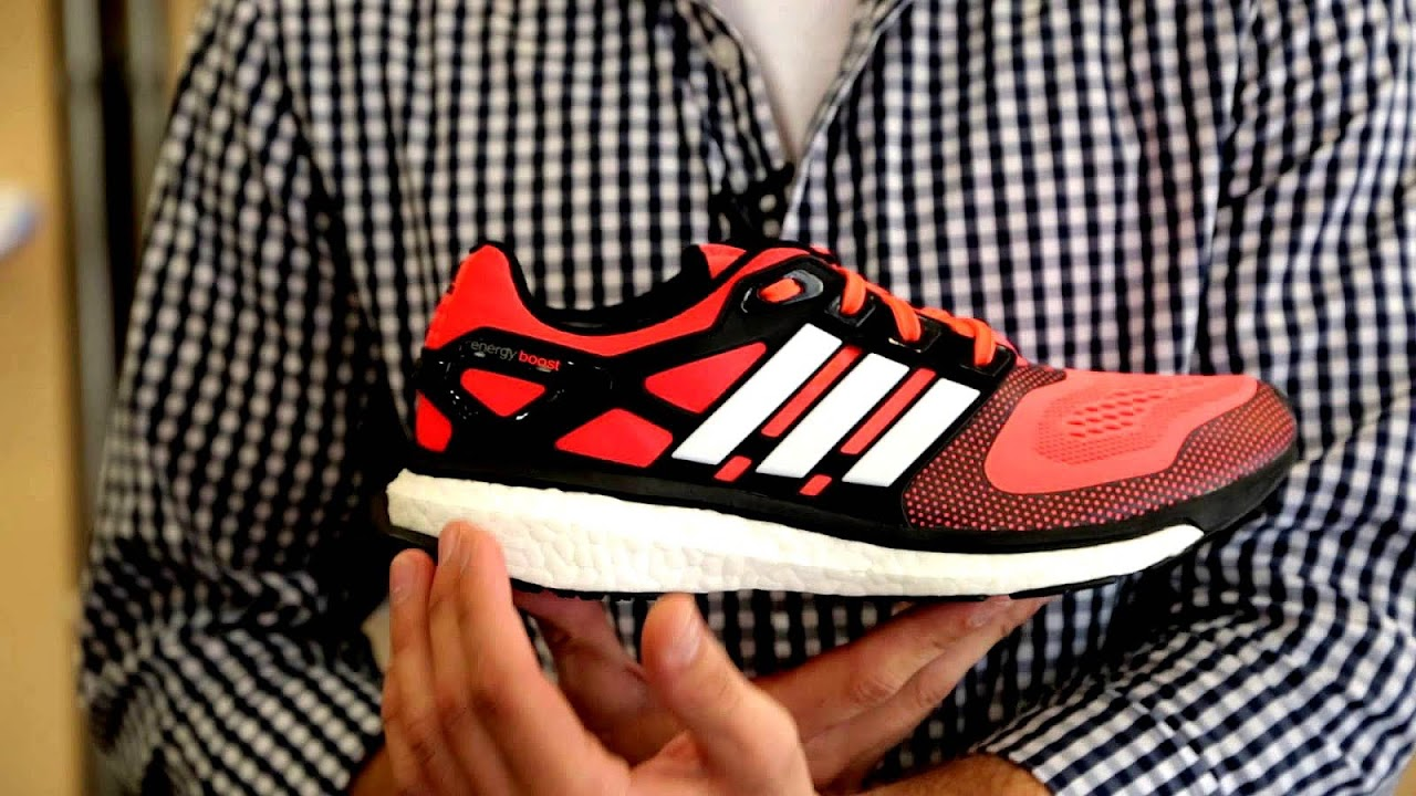 new products f6bf8 567db Energy Boost Adidas Review