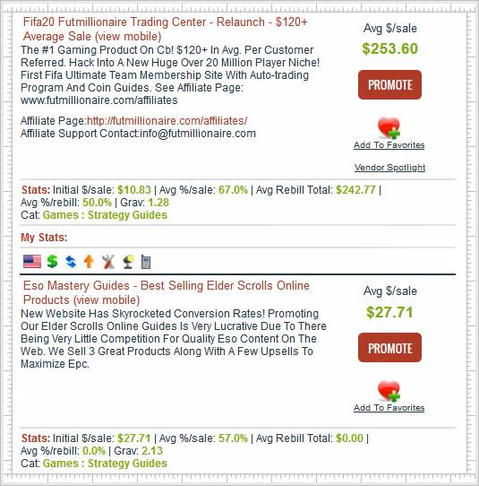 Clickbank reviews