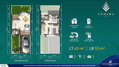 cemara house extension