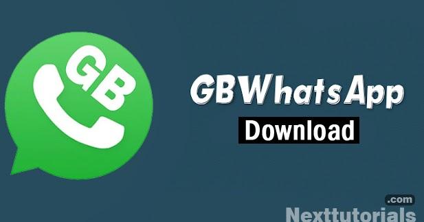 GBWhatsApp Pro v8.10 Latest Version Download - Next Tutorials