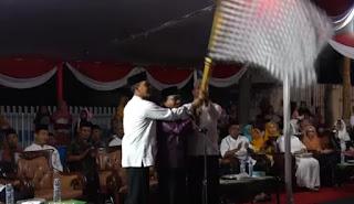 Polres Situbondo Laksanakan Pengamanan Lomba Pawai Lampion Dalam Rangka Menyambut Bulan Muharram 1441 H / 2019 M