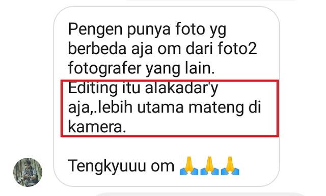 """Istilah """"Mateng Di Kamera"""" Cuma Ada Di Fotografi"""