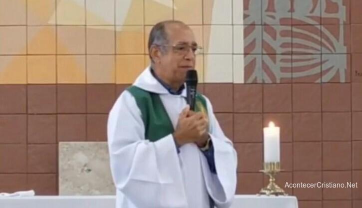 Sacerdote brasileño Antônio Firmino Lopes Lana