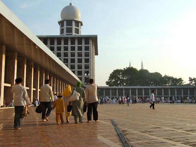 Wisata Religi Jakarta