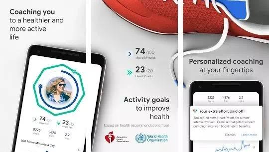 Mengaktifkan Google Fit Activity Tracker di Layar Beranda Smartphone-1