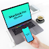 Gratis iPhone XS & MacBook Pro 2020 Mockup PSD