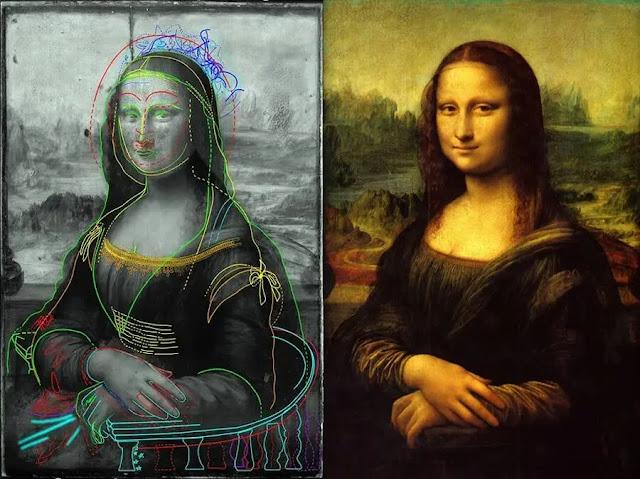 """"""" Mona Lisa"""", de Leonardo da Vinci"""