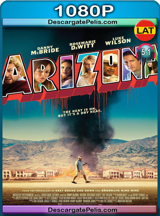 Arizona (2018) 1080P BRrip Latino – Ingles
