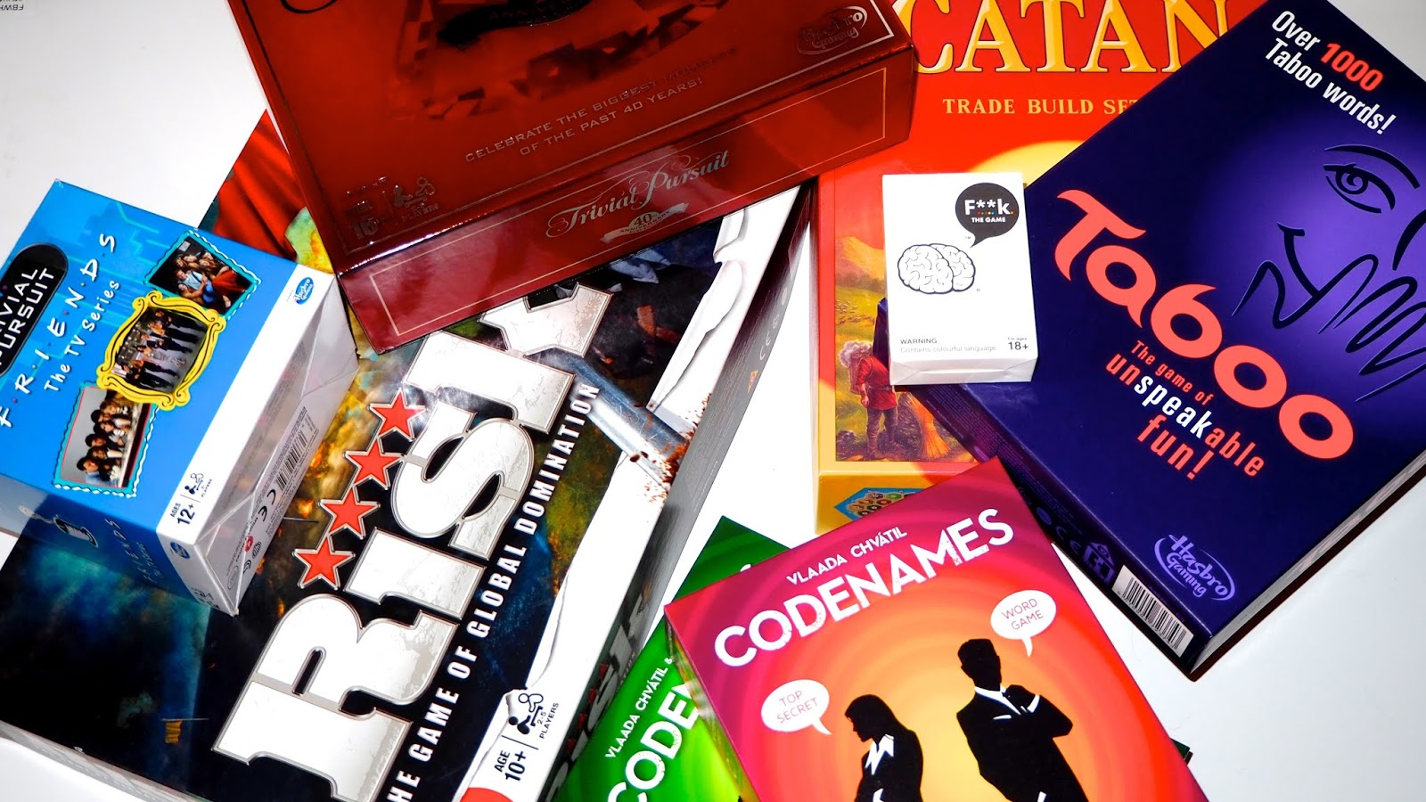9 Fun Board Games That Aren't Cards Against Humanity