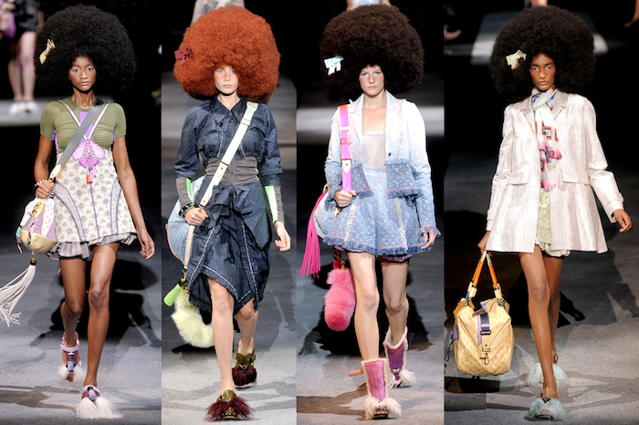 Louis Vuitton by Marc Jacobs FW 2009