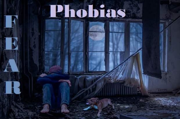 Phobia symptoms