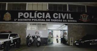Mulher mata ex com golpe de faca em Taboão da Serra, SP