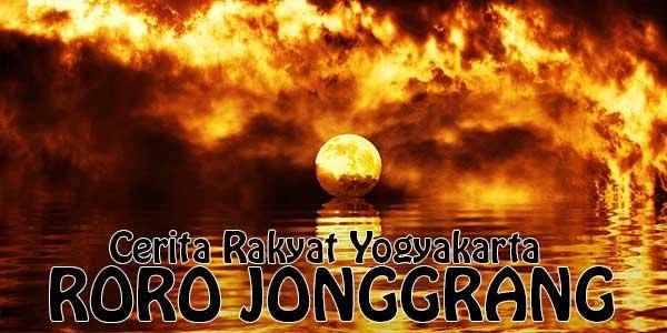 Legenda Roro Jonggrang, Yogyakarta