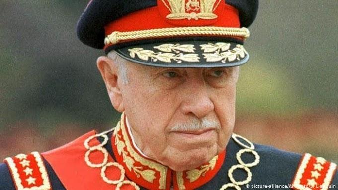 A cruzada de Augusto Pinochet e do povo chileno contra o comunismo