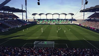 PES 2020 Stadium Gerhard Hanappi