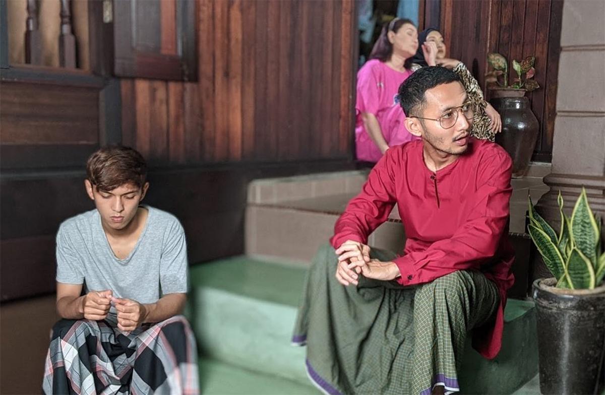 Drama Kampung Kolestrol TV9
