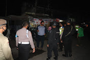 Buru Kelompok Pemuda yang Resahkan Masyarakat, Brimob Polda Banten Laksanakan Patroli Gabungan