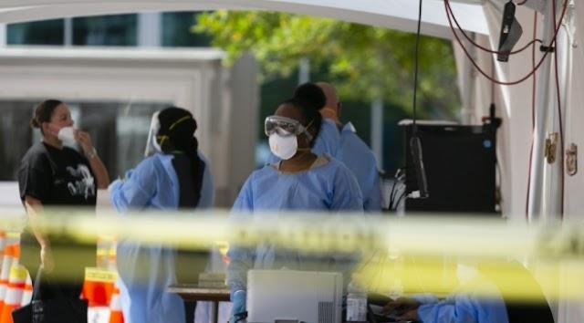 Florida'da virüse yakalanan çocukların oranı yüzde 34 arttı