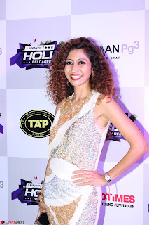 Pre Celetion Of India Premiere Edm Holi Festival With Many Bollywood Celebrities   9th March 2017 007.JPG