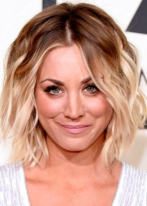 Flattering Hairstyles for Oval Face - Short Layered Hairstyle For Oval Face