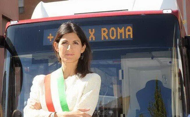 "Roma, Virginia Raggi: ""Mi ricandido"""