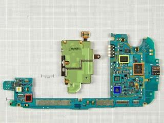 Audio Processing Unit Samsung Galaxy S III