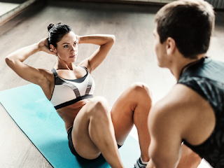 how to burn belly fat with sit ups