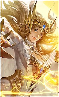 Alice Divine Owl Heroes Mage of Skins V2