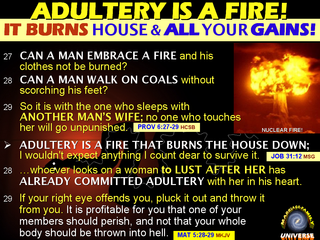 adultery in the bible