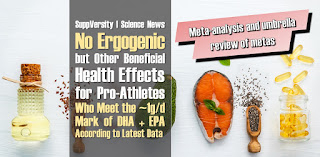 """Fish Oil for Athletes"""" Fish for Everyone"""" Not for Ergogenic Benefits 