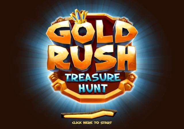 Gold Rush Treasure Hunt 2