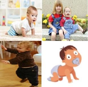 بحث حول مراحل نمو الطفل