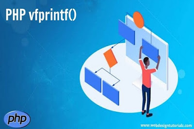 PHP vfprintf() Function